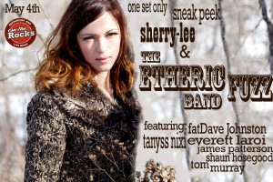 Sherry-Lee - On The Rocks